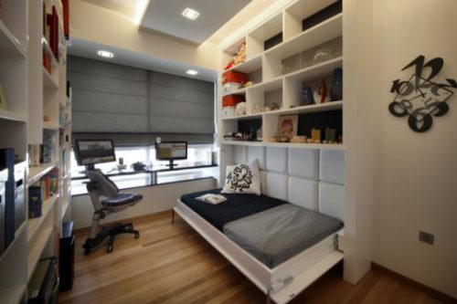 Fold Down Beds Huge Space Saving Solution All Types