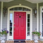 Front Door Colors Pinterest Grey Houses Gray