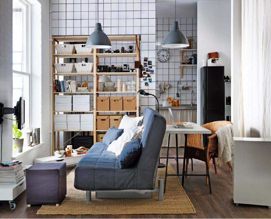 Furniture Dorm Room Ideas Guys Two Loft Beds Using Natural Wooden Study Desk