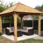 Garden Structures Glenfort Feature Truss Ireland