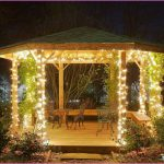 Gazebo Lighting Ideas Projects Your Backyard Interior Design