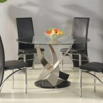 Glass Dining Table Decorating Ideas Modern Tables Room