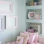 Gold Pink Very Chic Little Girls Bedroom Design Couture