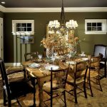Green Create Fabulous Dining