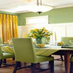Green Dining Room Ideas Terrys Fabrics Blog Prime Home