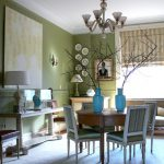Green Dining Room Prime Home