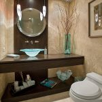 Guest Bathroom Powder Room Design Ideas