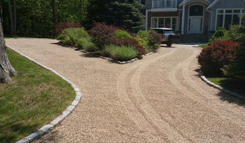 Hamptons Driveway Construction Contractors Gravel Driveways Hot Oil