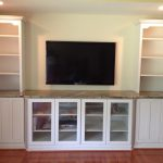 Hand Crafted Built Wall Unit Natural Woodworks