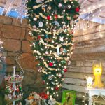 Hanging Christmas Tree Upside Down Awesome Tacky