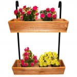 Hanging Fence Planter Box Shipping