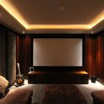 Harrogate Interior Design Home Cinema Room