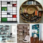 Here Assortment Fun Office Shelving Mindful Interior