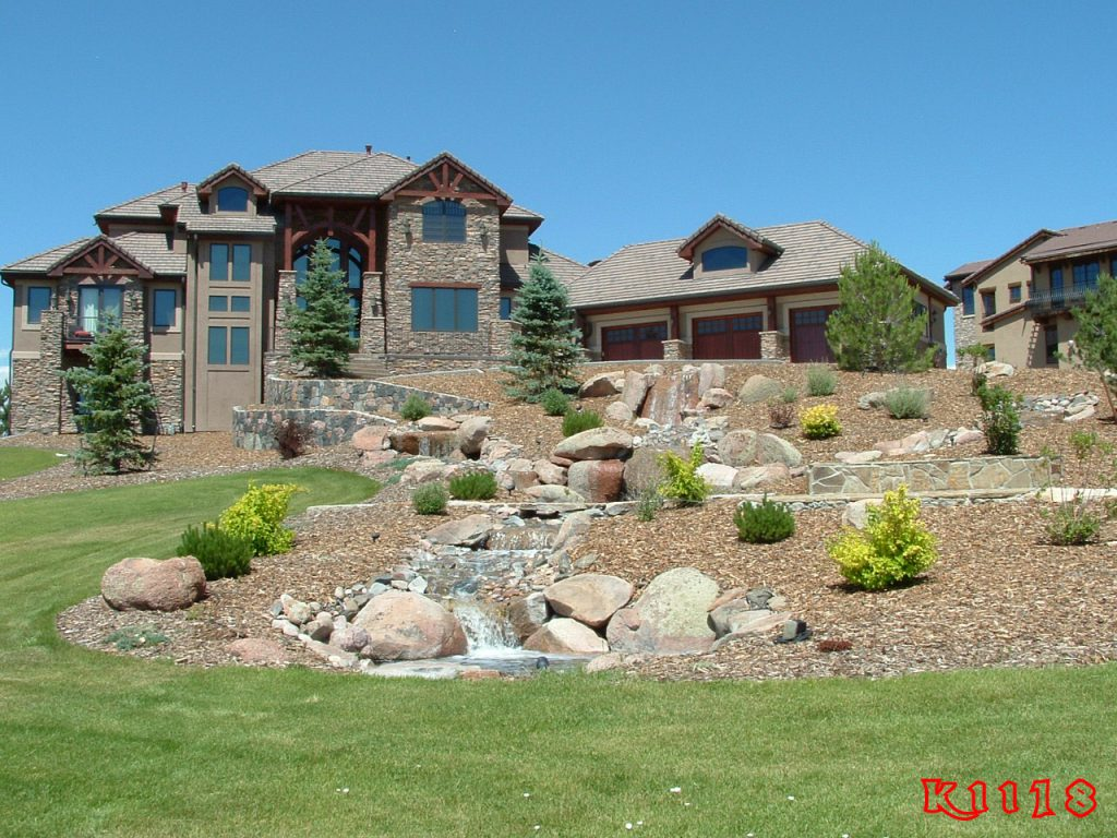 Here Front Lawn Landscaping Ideas Side