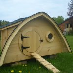 Hobbit Hole Tiny Homes Your