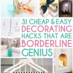 Home Decor Hacks Borderline