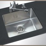 Home Decor Undermount Corner Kitchen Sink Double Plumbing Stand Alone
