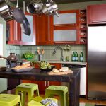Home Design Small Eat Kitchen Decorating Pertaining Charming Designs