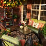 Home Design Small Spaces Patio Deck Decorating Ideas Apartment