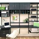 Home Office Shelving Solutions Adjustable Shelves Design Interior