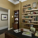 Home Office Wall Shelves