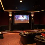 Home Theater Ideas Simple Application