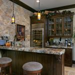 Home Wine Bar Designs Design