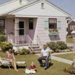 Homes Identifying American Architectural Styles Midcentury
