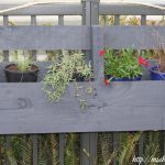 Hometalk Upcycled Pallet Hanging Planter