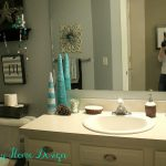 Homey Home Design Bathroom Christmas