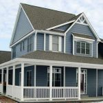 House Roof Color Combinations Green Trim Brown Search