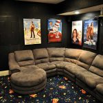 Ideas Cool Home Theater Rooms Media Room Theatre