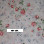 Ikea Emmie Knopp Drapes Curtains Panels Floral English Country Pink Rose Buds