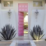 Impressive Front Door Plant Decor Ideas