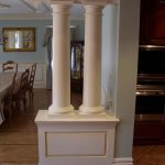 Interior Columns Pilasters Long Islands Molding Millwork