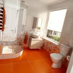 Interior Design Orange