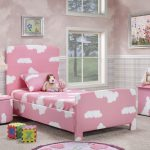 Interior Exterior Plan Pink Bedroom Little
