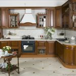 Italian Kitchen Design Traditional Style Cabinets