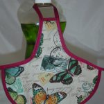 Items Similar Butterfly Kitchen Decor Dish Soap Apron Bottle Cover Wrap Staffer Party