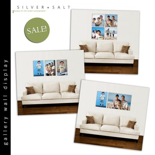 Items Similar Wall Display Photoshop Templates Professional Photographers