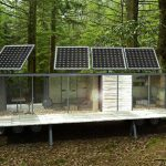 Kinito Movable House Powered Renewable Energy Home