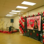 Lahainaluna Graduation Balloon Decorations Sweet Art Designs Creative
