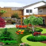 Landscaping Ideas Small Yards Slopes Garden