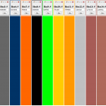 Life Color Combinations