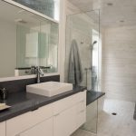 Light Airy Contemporary Bathroom Christopher Grubb