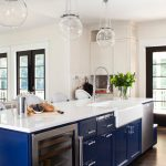 Light Blue Kitchen Cabinets