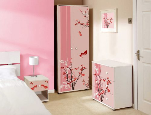 Light Pink Bedroom Ideas