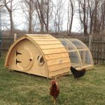 Lightfoot Hobbit Hole Chicken Coop Attached