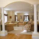 Living Room Traditional Newark Sheila Rich Interiors