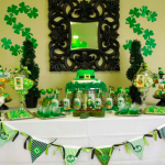 Luck Irish Pats Day Party People